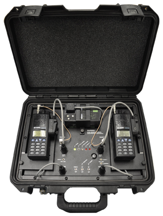 Rapid Deployment Portable P25 Repeater SYNCHCOM